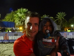Ironman Barcelona - PastaParty