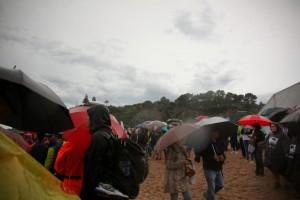 Ironman Barcelona 2014 - La pluie