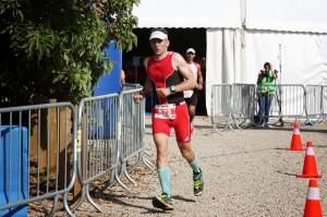 Ironman Barcelona 2014 - Départ CAP